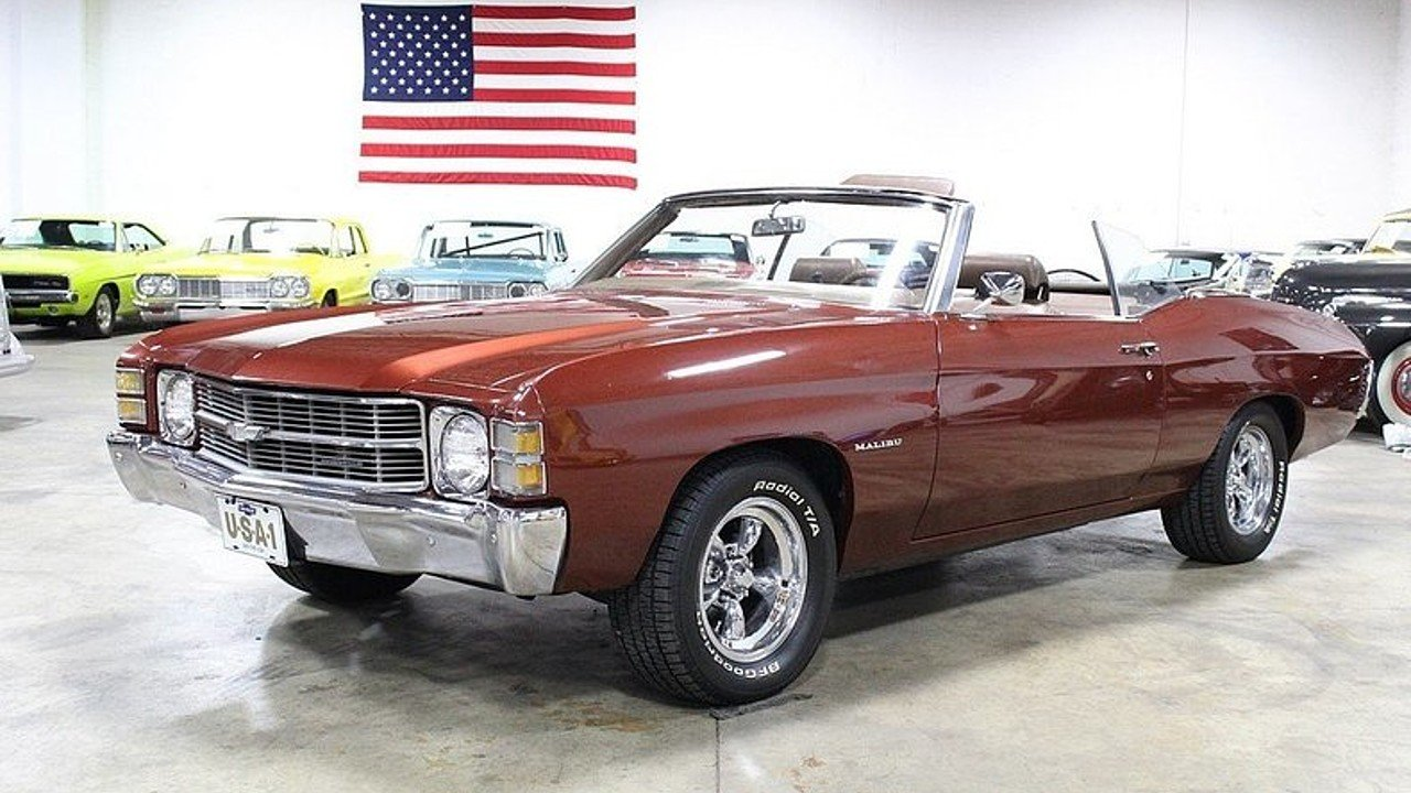 1971 Chevrolet Chevelle for sale 100914484