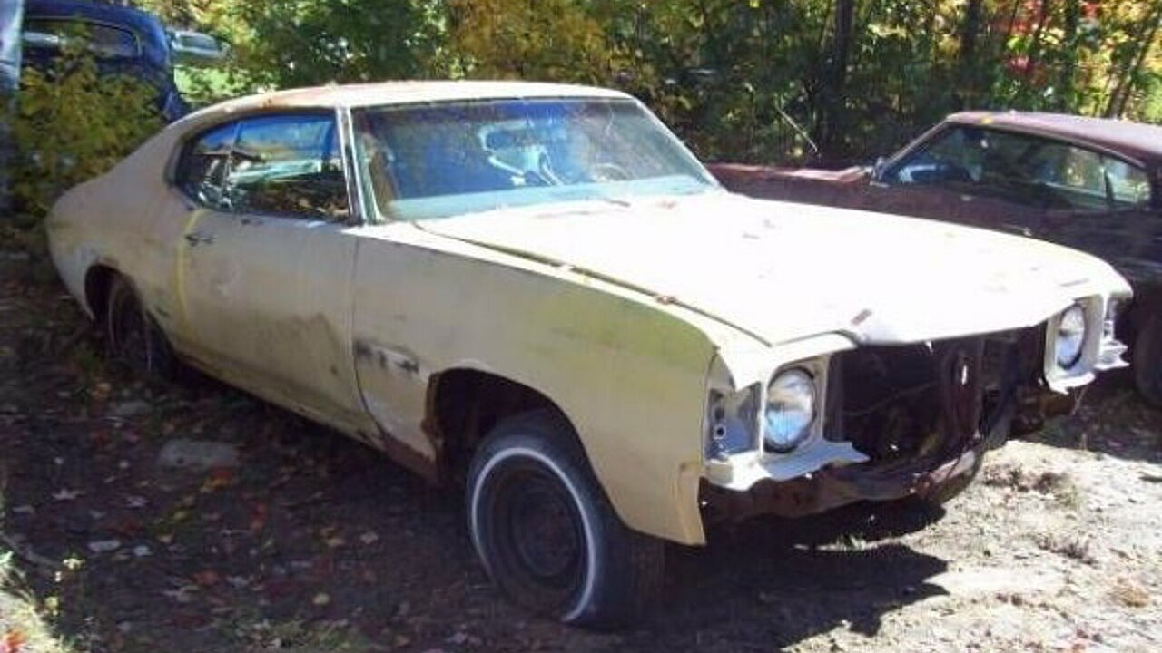 1971 Chevrolet Chevelle for sale 100915501