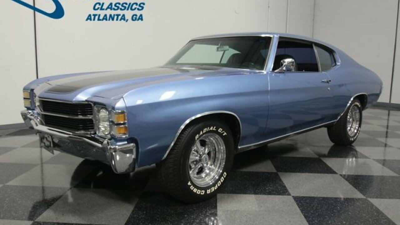 1971 Chevrolet Chevelle for sale 100945566