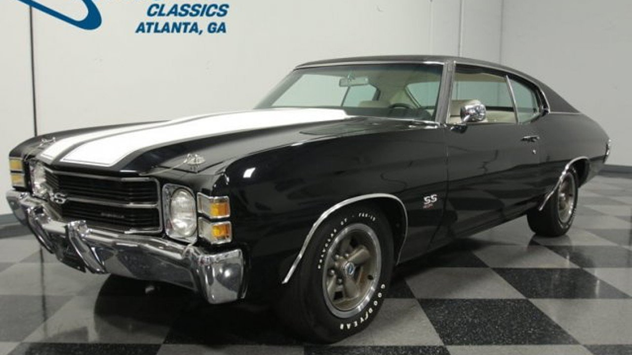 Chevrolet Chevelle Muscle Cars and Pony Cars for Sale - Classics ...
