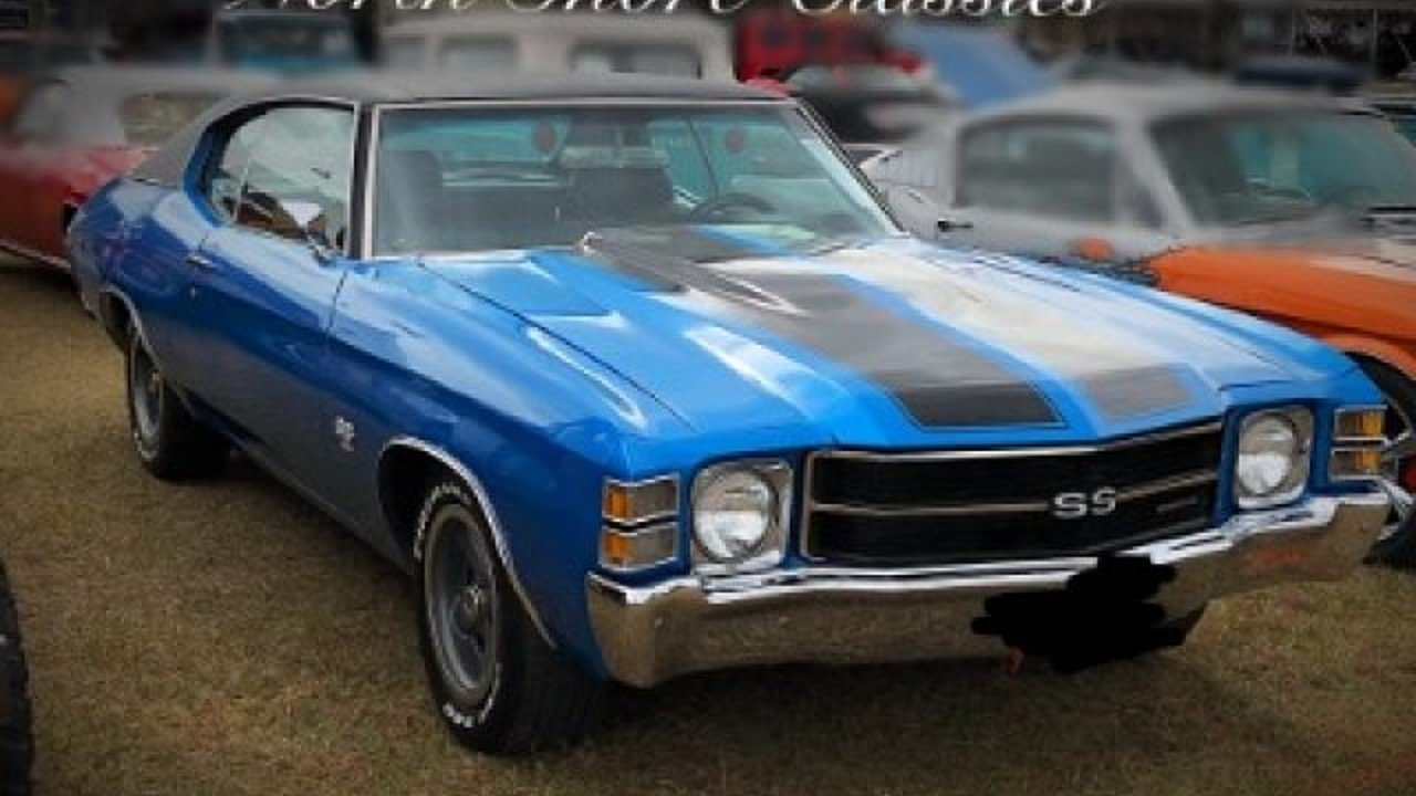 1971 Chevrolet Chevelle for sale 100947445