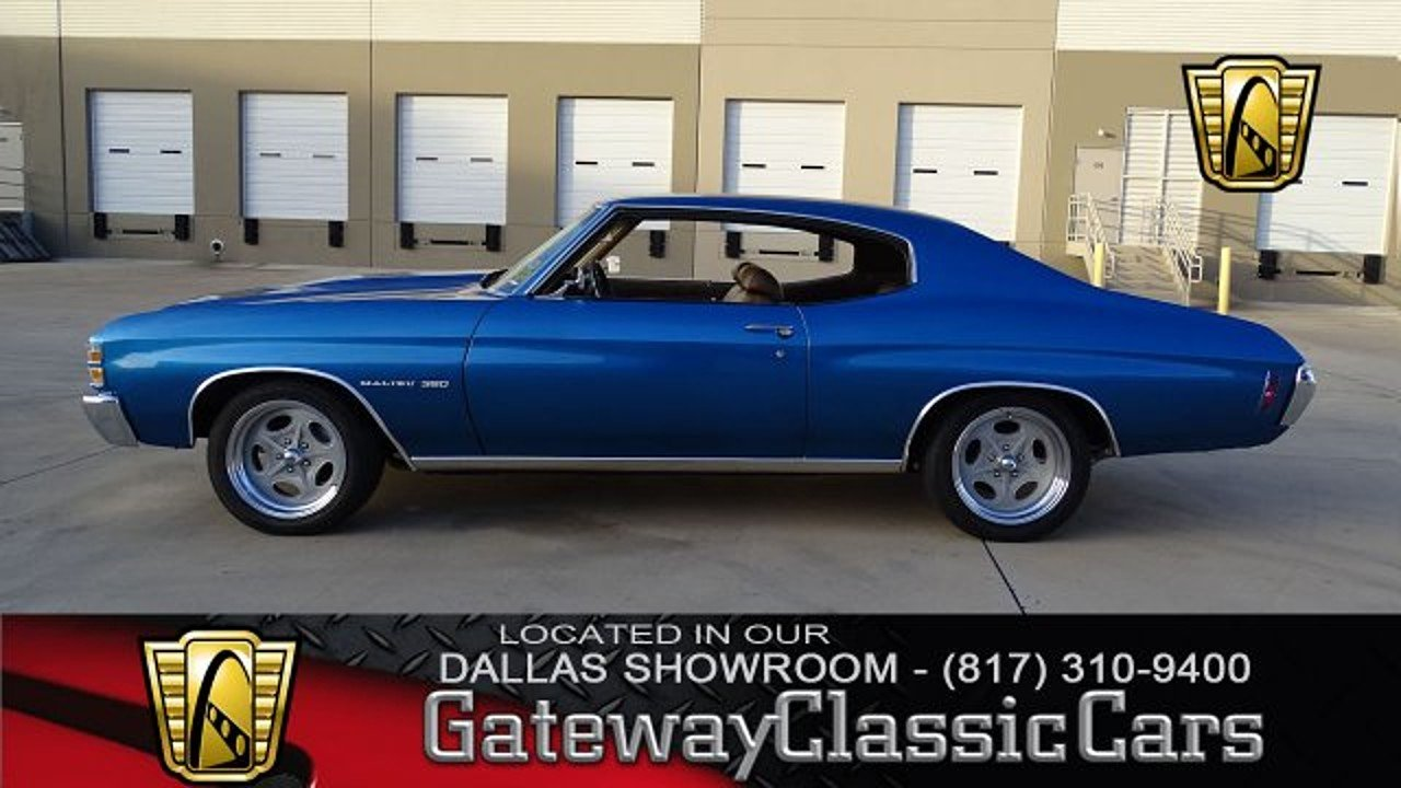 1971 Chevrolet Chevelle for sale 100949373