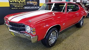 1971 Chevrolet Chevelle for sale 100961244