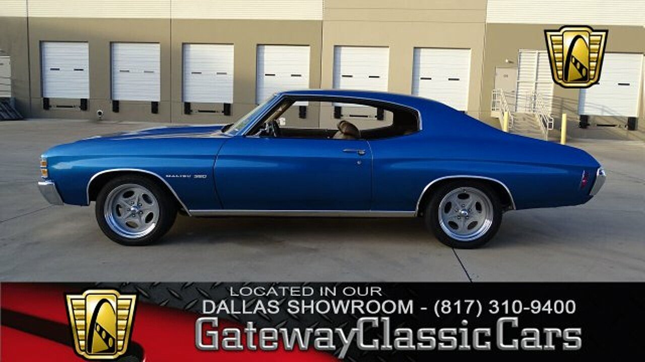 1971 Chevrolet Chevelle for sale 100964875