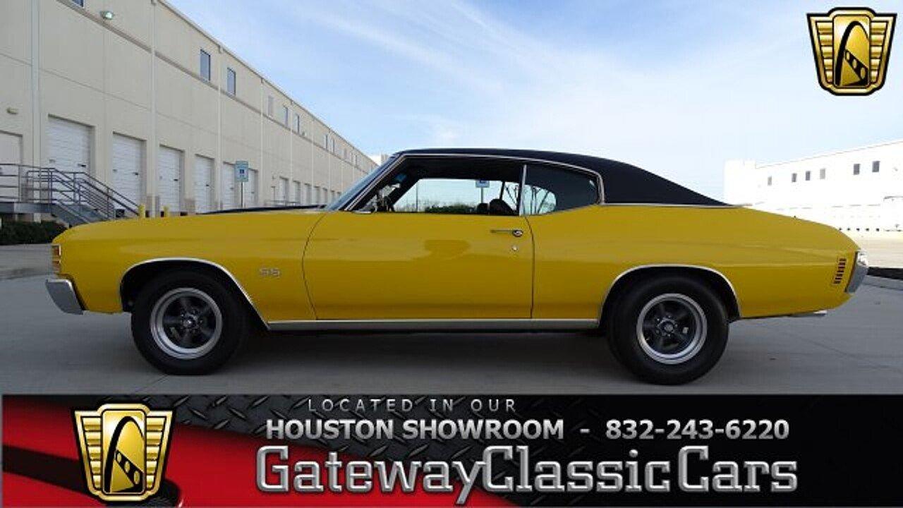 1971 Chevrolet Chevelle for sale near O Fallon, Illinois 62269 ...