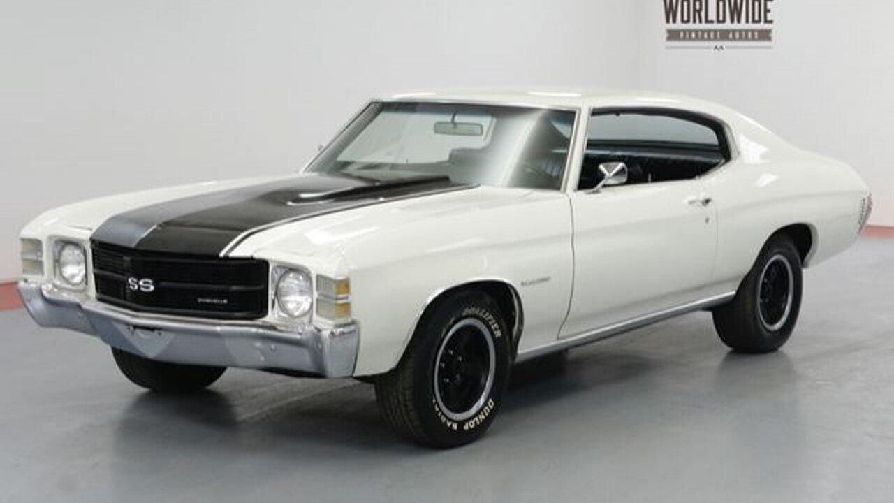 1971 Chevrolet Chevelle for sale near Denver, Colorado 80205 ...