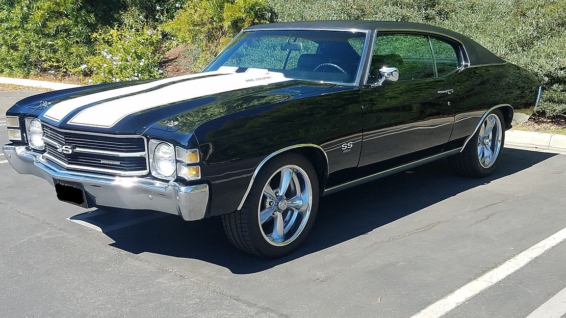 1971 Chevrolet Chevelle SS for sale 101038708