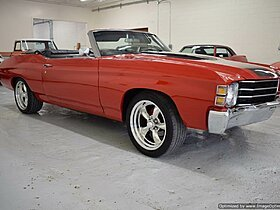 1971 Chevrolet Chevelle for sale 100916013