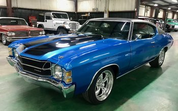 1971 Chevrolet Chevelle for sale 101016993