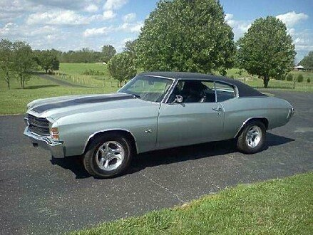 1971 Chevrolet Chevelle for sale 100825217