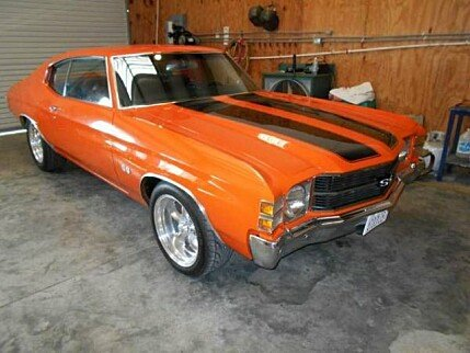 1971 Chevrolet Chevelle for sale 100859396