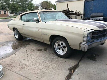 1971 Chevrolet Chevelle for sale 100874316