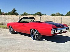 1971 Chevrolet Chevelle for sale 100890268