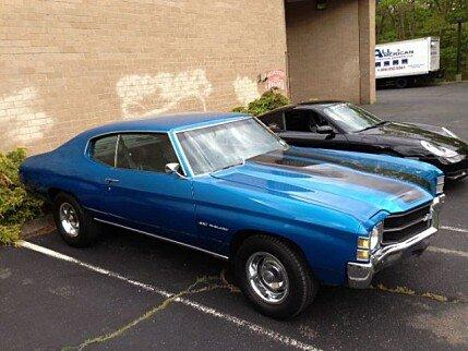1971 Chevrolet Chevelle for sale 100890783