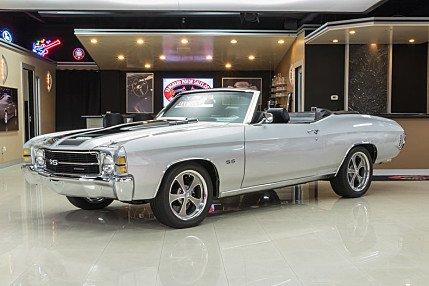 1971 Chevrolet Chevelle for sale 100894841