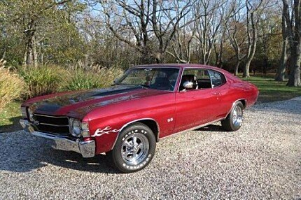 1971 Chevrolet Chevelle for sale 100909371