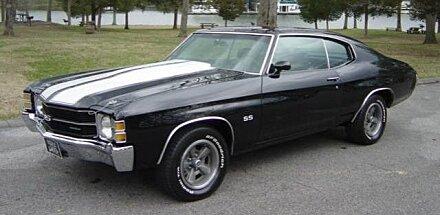1971 Chevrolet Chevelle for sale 100910585