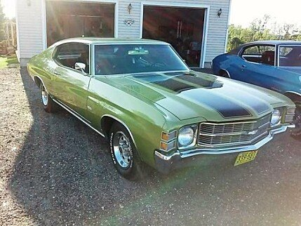1971 Chevrolet Chevelle for sale 100913480