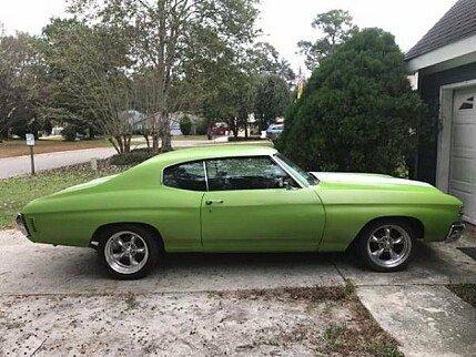 1971 Chevrolet Chevelle for sale 100925087
