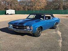 1971 Chevrolet Chevelle for sale 100928114