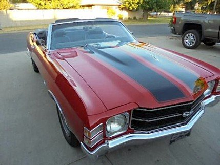 1971 Chevrolet Chevelle for sale 100930311