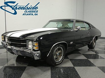 1971 Chevrolet Chevelle for sale 100947946