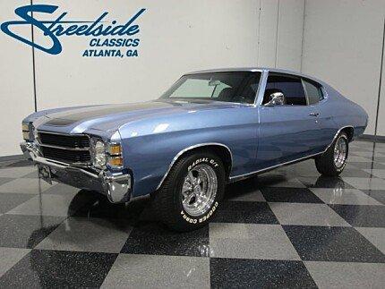 1971 Chevrolet Chevelle for sale 100948117