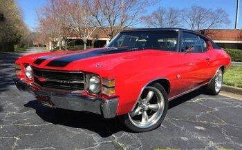 1971 Chevrolet Chevelle for sale 100968034