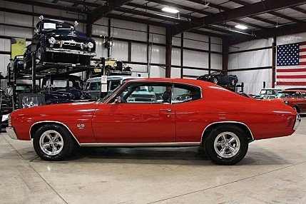 1971 Chevrolet Chevelle for sale 100974810