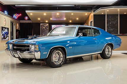 1971 Chevrolet Chevelle for sale 100988147