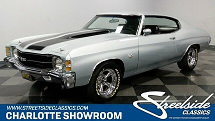 1971 Chevrolet Chevelle for sale 100990863