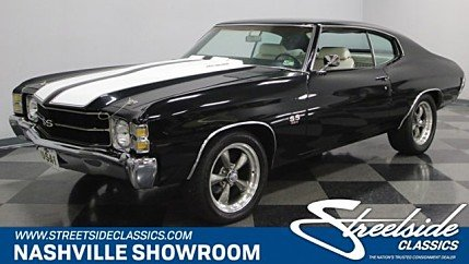 1971 Chevrolet Chevelle for sale 100991163