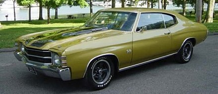 1971 Chevrolet Chevelle for sale 100991749