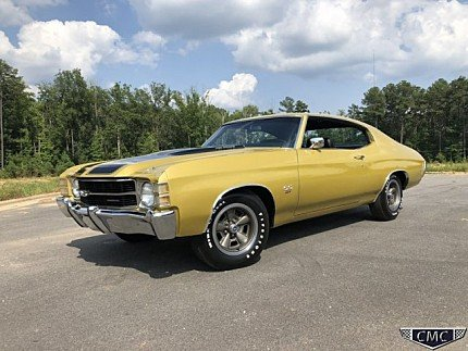 1971 Chevrolet Chevelle for sale 101005038