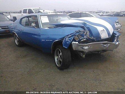 1971 Chevrolet Chevelle for sale 101015303