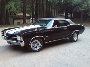 1971 Chevrolet Chevelle for sale 101016938
