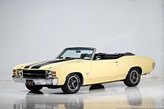1971 Chevrolet Chevelle for sale 101051499