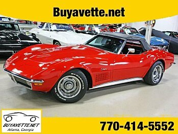 1971 Chevrolet Corvette for sale 100821546