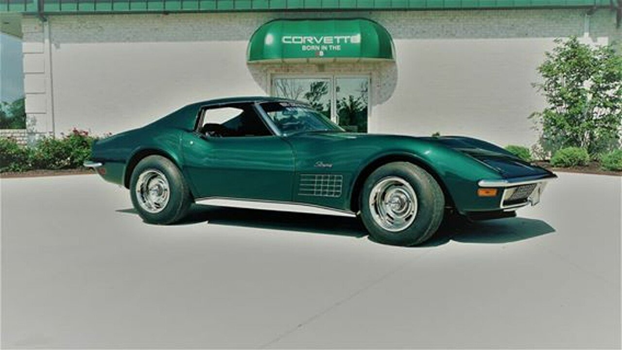 1971 Chevrolet Corvette for sale 100840332