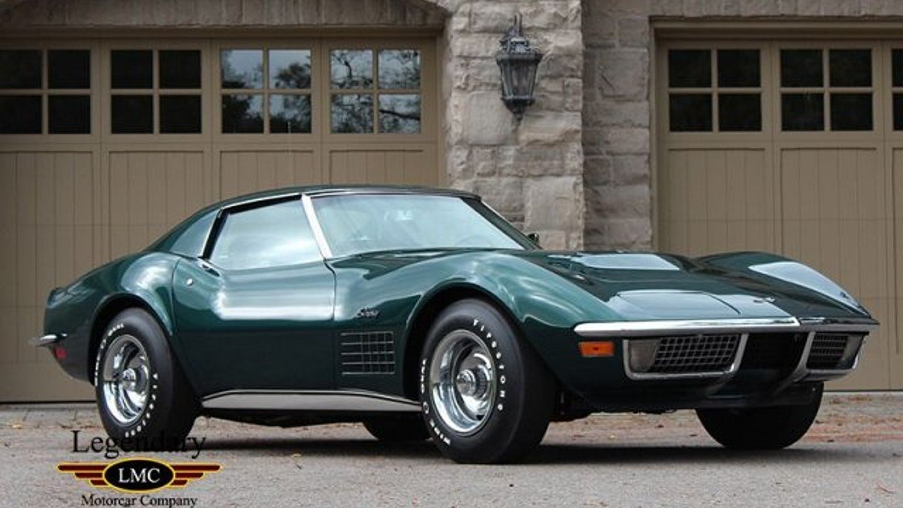 1971 Chevrolet Corvette for sale 100841227