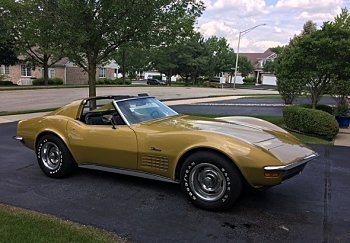 1971 Chevrolet Corvette for sale 100886027