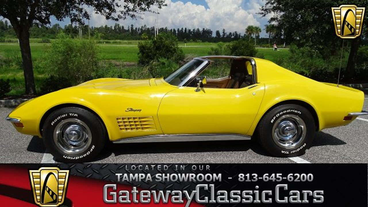 1971 Chevrolet Corvette for sale 100949092