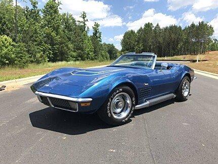1971 Chevrolet Corvette for sale 100898040