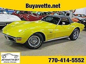 1971 Chevrolet Corvette for sale 100916960