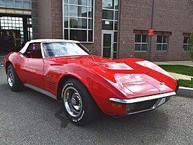 1971 Chevrolet Corvette Convertible for sale 100961329