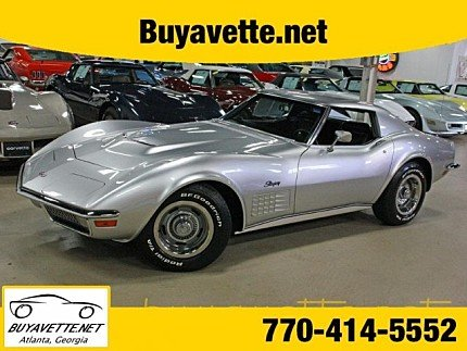 1971 Chevrolet Corvette for sale 100974731