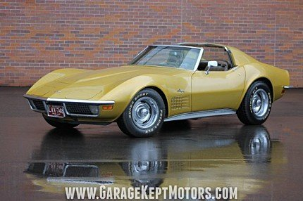 1971 Chevrolet Corvette for sale 100984616