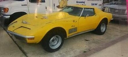 1971 Chevrolet Corvette for sale 100993620
