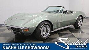1971 Chevrolet Corvette for sale 101011490
