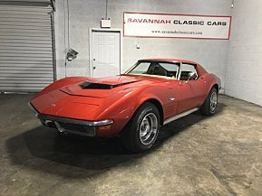 1971 Chevrolet Corvette for sale 101018892